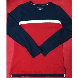 トミーヒルフィガー(TOMMY HILFIGER)のtommy hilfiger トミーヒルフィガー ロンT 即購入可(Tシャツ/カットソー(七分/長袖))
