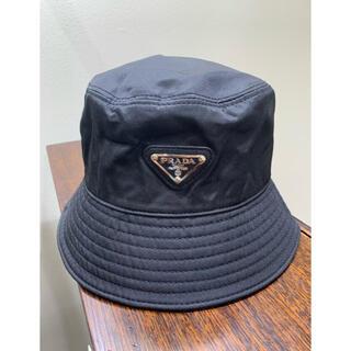 バケットハット 帽子 キャップ PRADA
