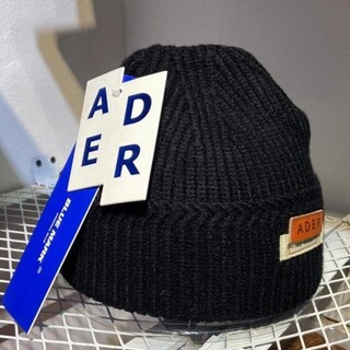 MAISON KITSUNE' - ADER ERROR 韓国ニット帽