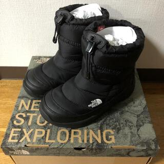 ザノースフェイス(THE NORTH FACE)のノースフェイス キッズ ヌプシ スノーブーツ 22センチ(ブーツ)
