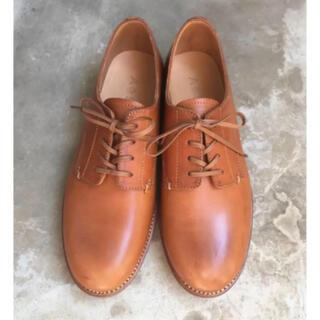 マーガレットハウエル(MARGARET HOWELL)の⭐︎未使用⭐︎ アーツアンドサイエンス arts&science シューズ 革靴(ローファー/革靴)