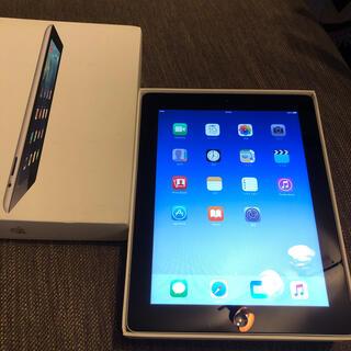 iPad - iPad 16GB  Wi-Fiモデル 本体+箱•充電器