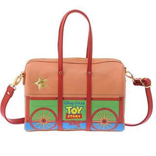 トイ・ストーリー - トイストーリー ボストンバック アンディのおもちゃ箱 クリスマス ピクサー