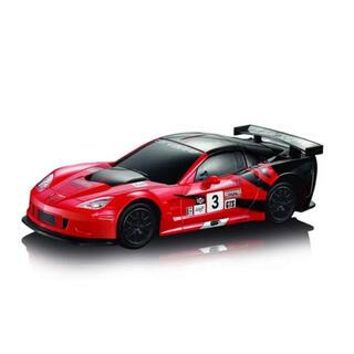 シボレー(Chevrolet)の新品▼かっこいいスポーツカー! コルベット ラジコン シボレー(トイラジコン)