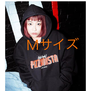 Supreme - I BOUGHT THIS HOODIE PIZZANISTA! Tokyo