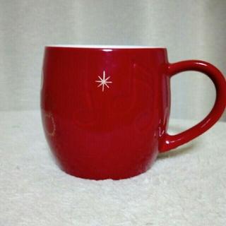 スターバックスコーヒー(Starbucks Coffee)のスターバックスコーヒー マグカップ レッド(グラス/カップ)