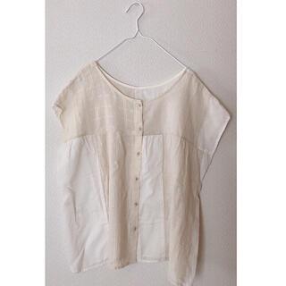 SM2 - SM2 パッチワークシャツ