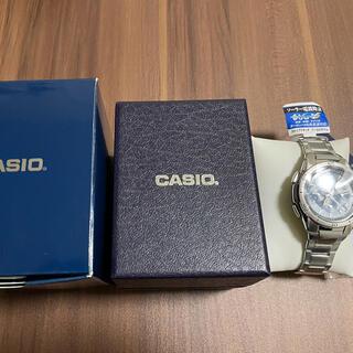 カシオ(CASIO)のカシオ腕時計 未使用(腕時計(アナログ))