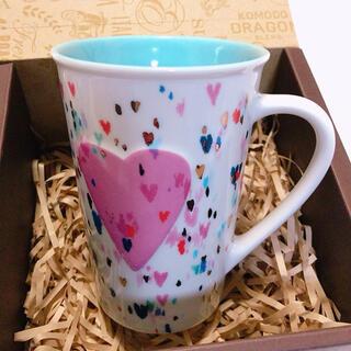 スターバックスコーヒー(Starbucks Coffee)のスターバックス バレンタイン ♡マグカップ(マグカップ)