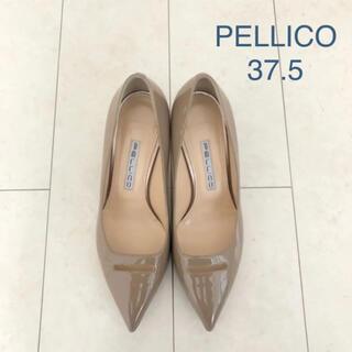 PELLICO - 美品 ☆ ペリーコ アネッリ パテントパンプス