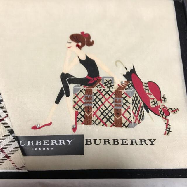BURBERRY(バーバリー)のfa sako様 専用です。 レディースのファッション小物(ハンカチ)の商品写真