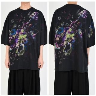LAD MUSICIAN - 出品23日まで LAD MUSICIAN FLOWER スーパービッグTシャツ
