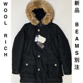 WOOLRICH - ウールリッチ 新品 アークティックパーカー ブラック