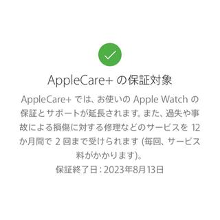 アップル(Apple)のApple Watch/Series 5/Hermès/HERMES/エルメス(腕時計(デジタル))