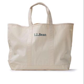 L.L.Bean - LLBean グローサリートート アイボリー