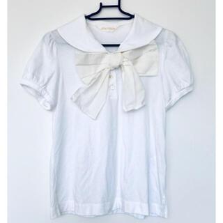 ジェーンマープル(JaneMarple)のジェーンマープル  セーラーカットソー(カットソー(半袖/袖なし))