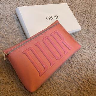Christian Dior - ディオールDiorクラッチバッグ/ポーチ 桃色 ピンク 新品未使用