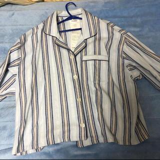 アンユーズド(UNUSED)のダブレット doublet 18aw パジャマシャツ(シャツ)