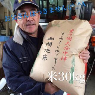 実家のお米 新米令和2年産 大分県産ヒノヒカリ 玄米(米/穀物)