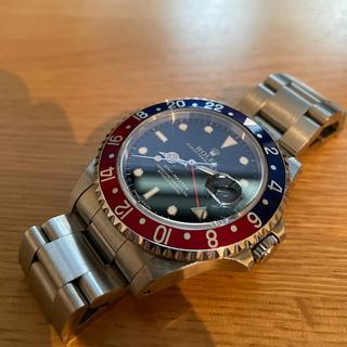 ROLEX - ロレックス GMTマスター ペプシ 16700 オールトリチウム
