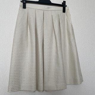 クミキョク(kumikyoku(組曲))のクミキョク フレアスカート(ひざ丈スカート)