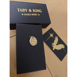 goro's - タディ&キング TADY&KING  K18メタル