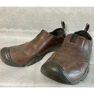 KEEN - 【KEEN 】Leather Shoes Size:表記無し,26㎝相当