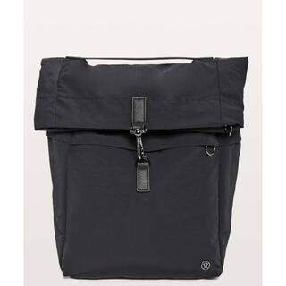 Lululemon Cross Paths Rucksack *14L ブラック