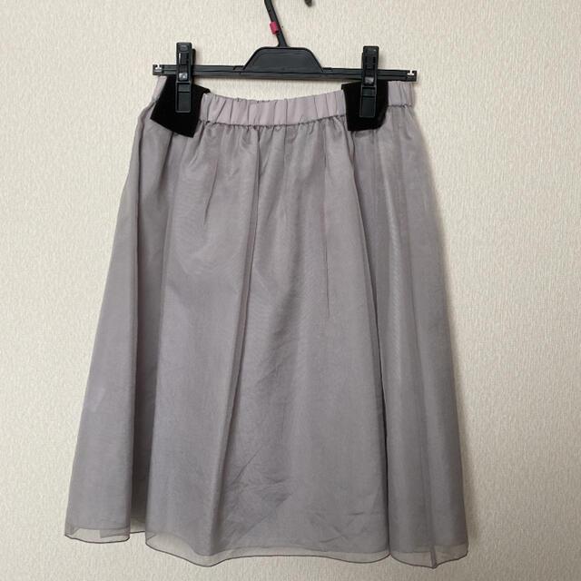 23区(ニジュウサンク)の23区 フレアスカート レディースのスカート(ひざ丈スカート)の商品写真