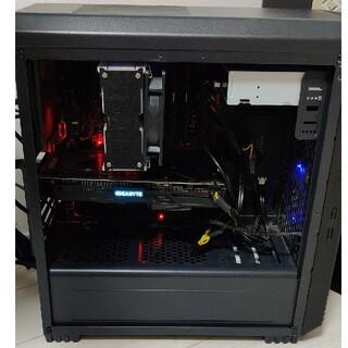 自作PC i7 6700k GTX1060 6G 4Kモニター