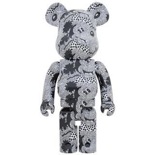 メディコムトイ(MEDICOM TOY)のBE@RBRICK Keith Haring MickeyMouse 1000%(その他)