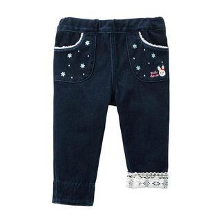 ミキハウス(mikihouse)の新品♡ミキハウス パンツ 女の子 100 うさこ ズボン(パンツ/スパッツ)