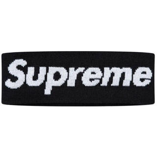 Supreme - Supreme 18AW New Era Big Logo Headband