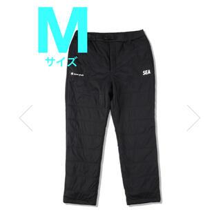 シー(SEA)のMサイズ【新品】INSULATED PANTS SNOW PEAK × WDS(その他)