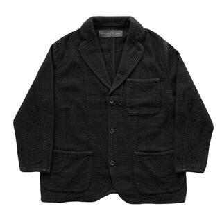 PORTER - Porter classic 刺し子ライトテーラードジャケット ブラック
