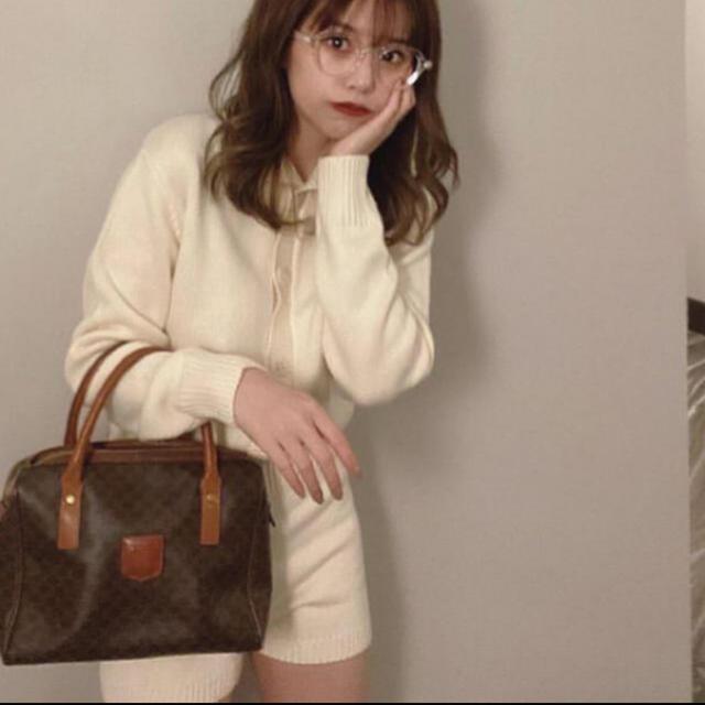 ZARA(ザラ)のタグ付き★ZARA ニットジャンプスーツ   レディースのパンツ(オールインワン)の商品写真