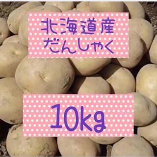 北海道産訳ありじゃがいも男爵10kg(野菜)