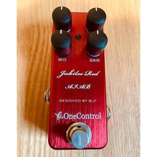 Jubilee Red AIAB / One Control 美品(エフェクター)