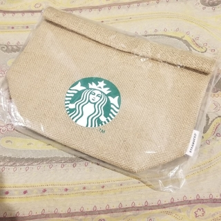 Starbucks Coffee - Starbucks  2021福袋 ジュートランチバッグ