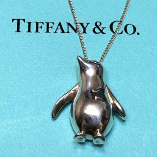 Tiffany & Co. - ティファニー ペンギンネックレス