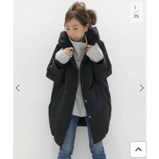 L'Appartement DEUXIEME CLASSE - アパルトモン  中綿コクーンコート