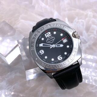 ★HARLEYDAVIDSON★ MOTORCYCLES 腕時計(腕時計(アナログ))