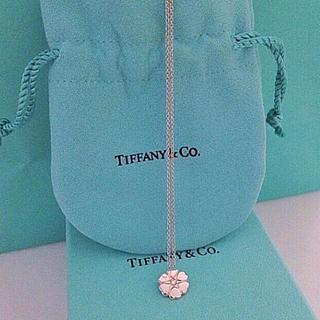 Tiffany & Co. - 【新品未使用】ティファニー クラウンオブハート  ダイヤ ネックレス