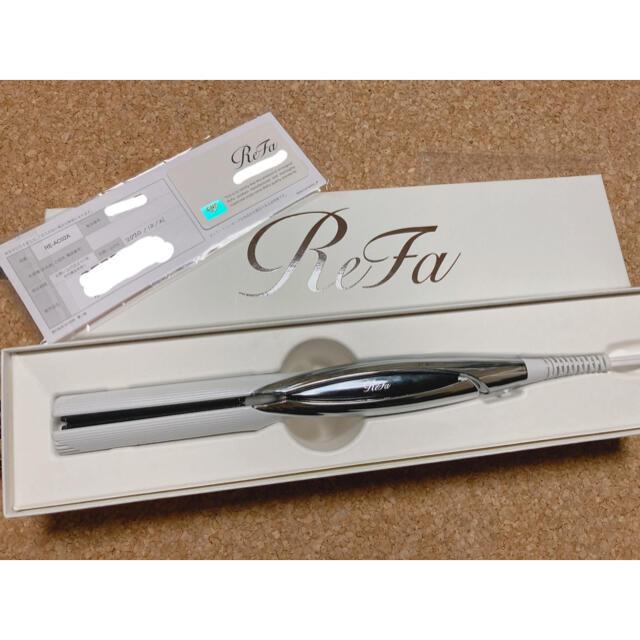 ReFa(リファ)のリファ ストレート アイロン スマホ/家電/カメラの美容/健康(ヘアアイロン)の商品写真
