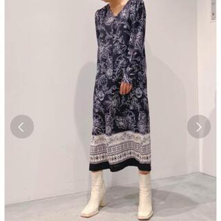 Ameri VINTAGE - 今季 AMERI MAISIE LITTLE GATHER DRESS