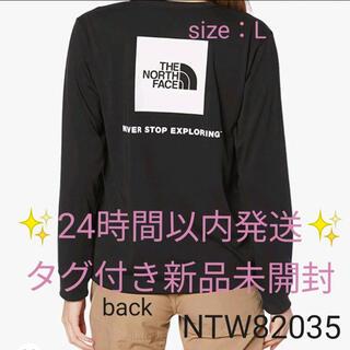 THE NORTH FACE - NTW82035 K Lサイズ THENORTHFACE タグ付き新品未開封
