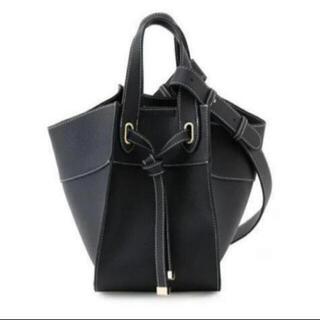ヴィス(ViS)の【新品未開封】ViS マルチWAY フロントタイバッグ ブラック(ハンドバッグ)