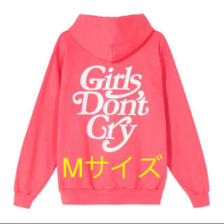 GDC - 【即完売】新品 Girls Don't Cry パーカー ピンク/PINK M