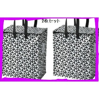 IKEA - イケア新品IKEA クナラ エコバッグ 収納 袋 トートバッグ ♪大容量