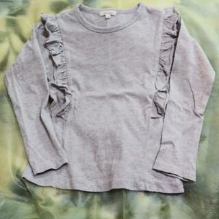 セラフ(Seraph)の美品110cm seraph 長袖カットソー グレー(Tシャツ/カットソー)